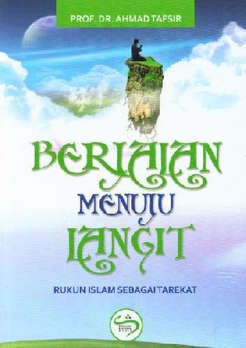 Cover Buku Berjalan Menuju Langit