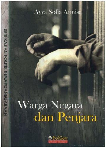 Cover Buku Warga Negara dan Penjara