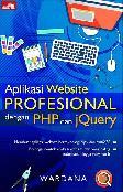 Aplikasi Website Profesional dengan PHP dan jQuery