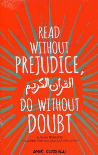 Cover Buku Read Without Rejudice Do Without Doubt (Versi English)