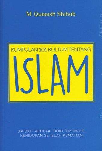 Cover Buku Kumpulan 101 Kultum Tentang Islam