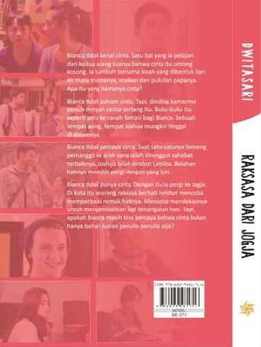 Cover Belakang Buku Raksasa Dari Jogja Cover Film