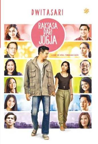 Cover Buku Raksasa Dari Jogja Cover Film