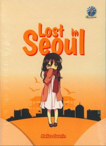 Cover Buku Lost in Seoul