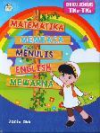 Buku Jenius TKA-TKB (Matematika Membaca Menulis English Mewarna)
