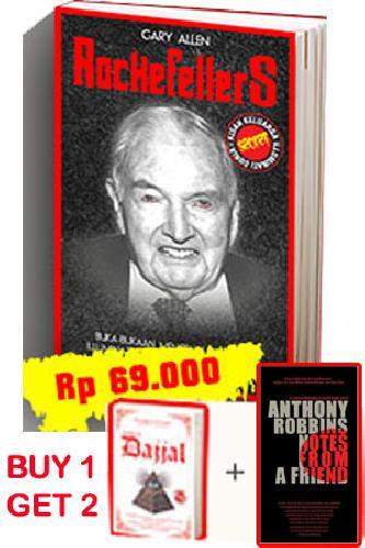 Cover Buku Paket Buku Rockefellers 1