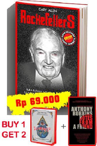 Cover Buku Paket Buku Rockefellers 2