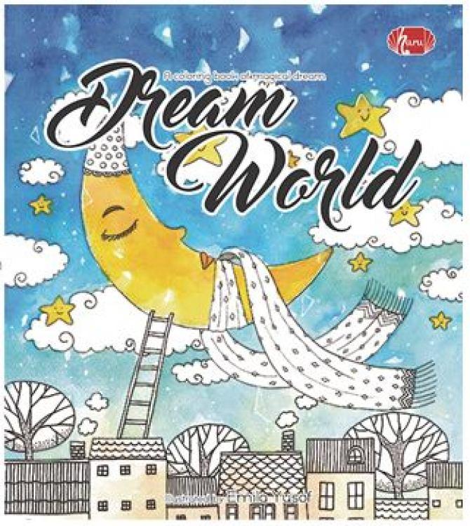 Cover Buku Dream World