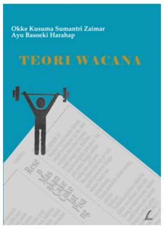 Cover Buku Teori Wacana