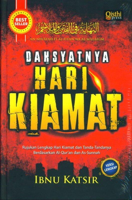 Cover Buku Dahsyatnya Hari Kiamat