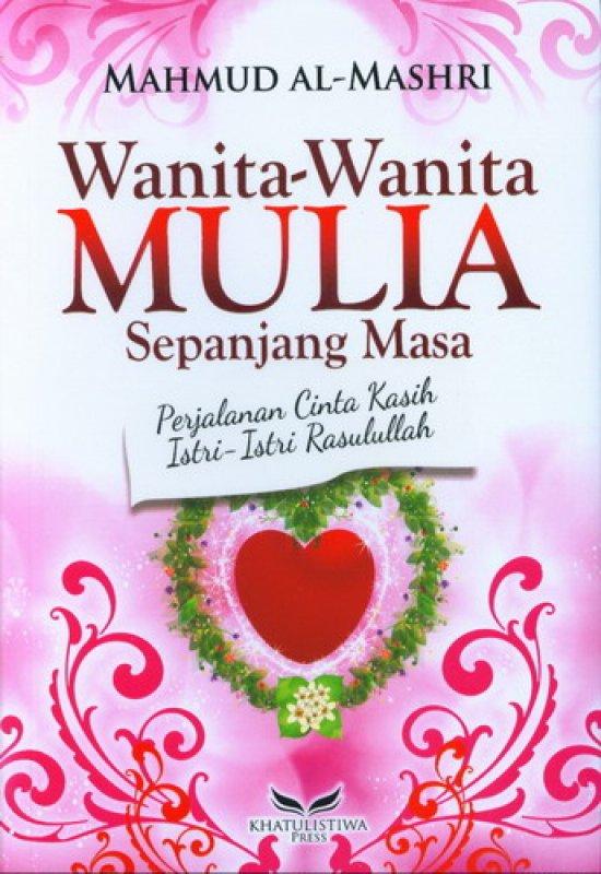 Cover Buku Wanita-wanita Mulia Sepanjang Masa
