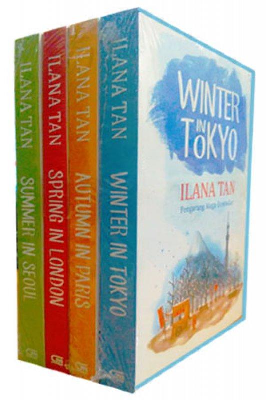 Cover Buku Paket Ilana Tan 2