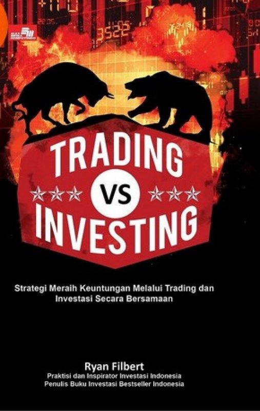 Cover Buku Trading VS Investing