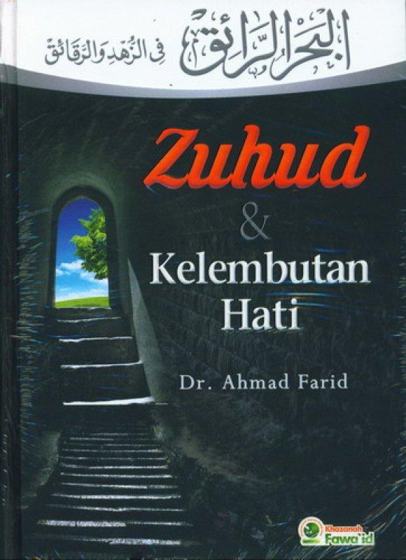 Cover Buku Zuhud dan Kelembutan Hati