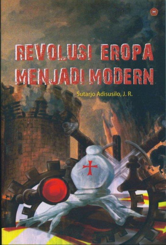 Cover Buku Revolusi Eropa Menjadi Modern