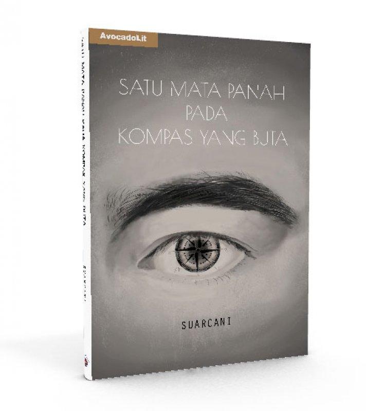 Cover Buku Satu Mata Panah Pada Kompas Yang Buta (Disc 50%)