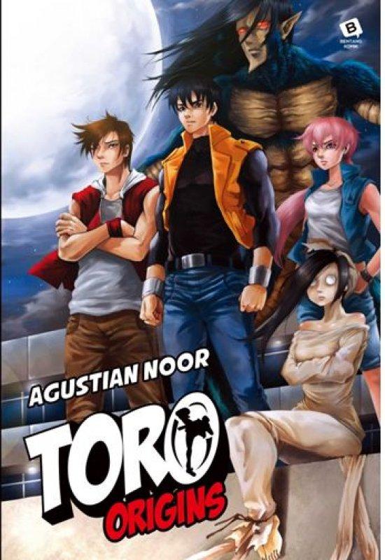 Cover Buku Toro Origins