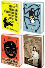 Paket Buku Eka Kurniawan