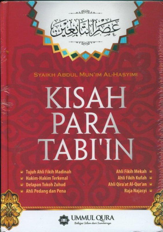 Cover Buku Kisah Para Tabiin