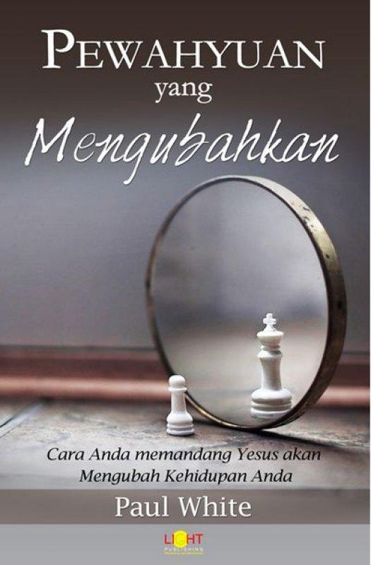 Cover Buku Pewahyuan yang Mengubahkan