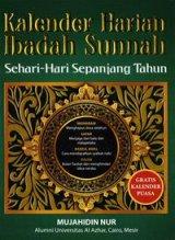 Kalender Harian Ibadah Sunnah Sehari-hari Sepanjang Tahun