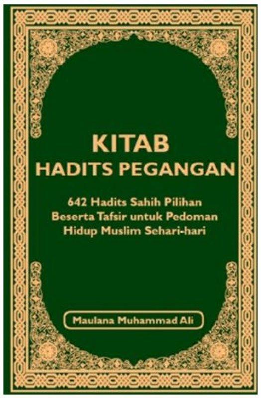Cover Buku Kitab Hadits Pegangan