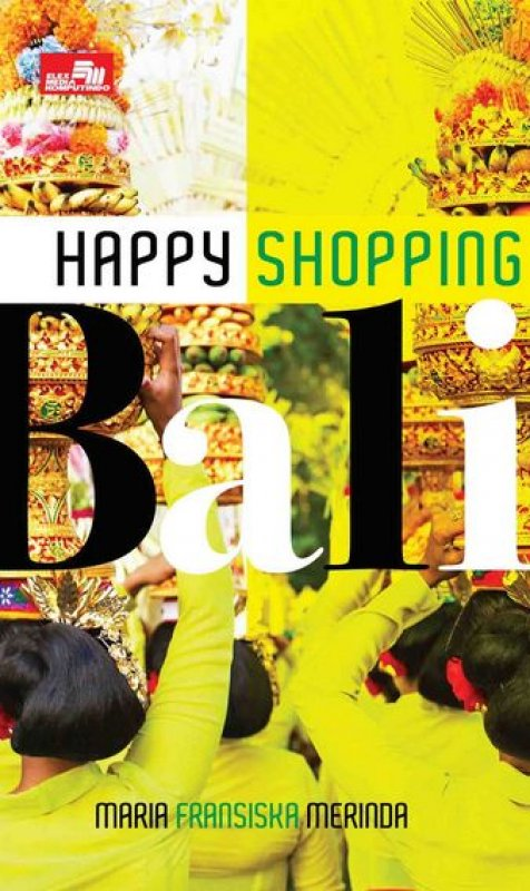 Cover Happy Shopping Bali