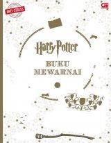 Anti-Stress: Harry Potter - Buku Mewarnai