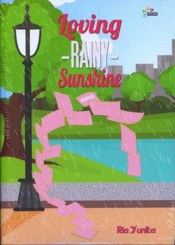 Cover Buku Loving Rainy Sunshine