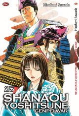 Shanao Yoshitsune - Genpei War 25
