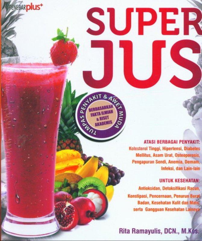 Cover Buku Super Jus
