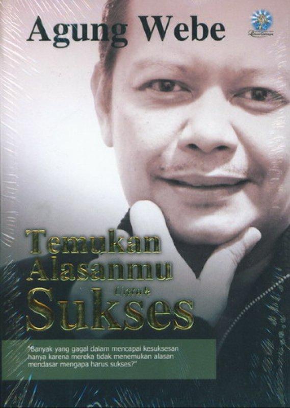 Cover Buku Temukan Alasanmu Untuk Sukses