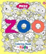 Zoo Coloring Book for Kids