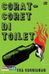 Corat-Coret Di Toilet (cover baru warna hijau)