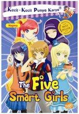Kkpk.The Five Smart Girls-New