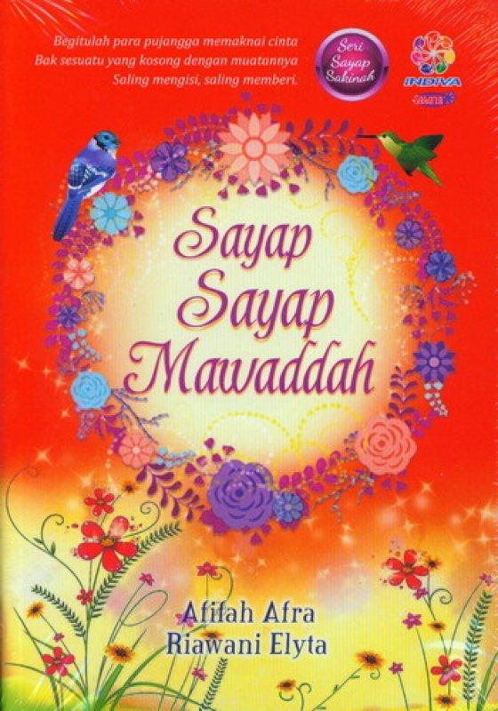 Cover Buku Sayap-Sayap Mawaddah