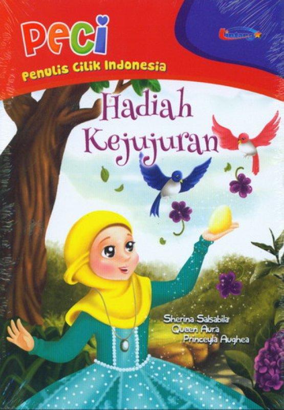 Cover Buku PECI: Hadiah Kejujuran
