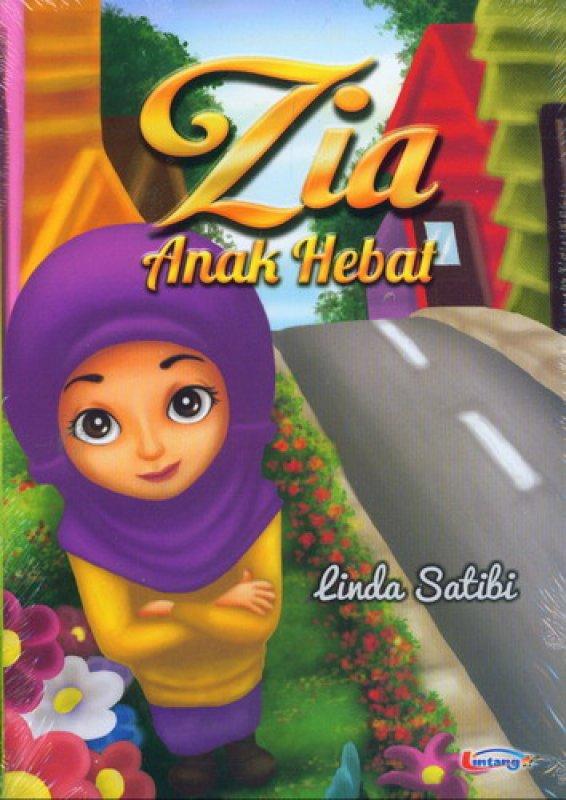 Cover Buku Zia Anak Hebat