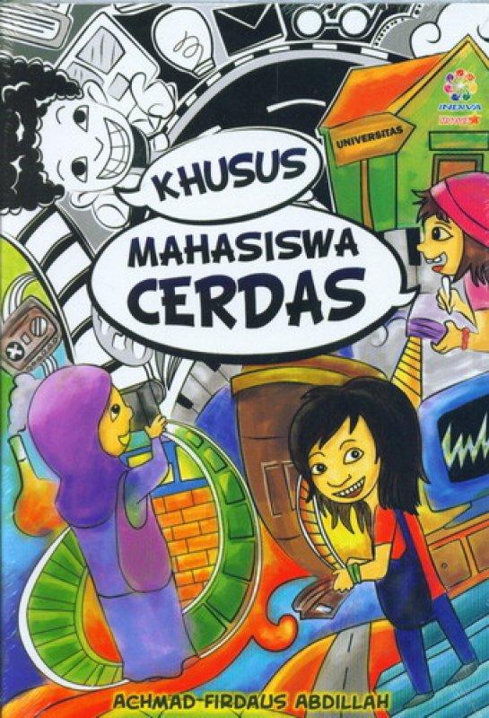 Cover Buku Khusus Mahasiswa Cerdas
