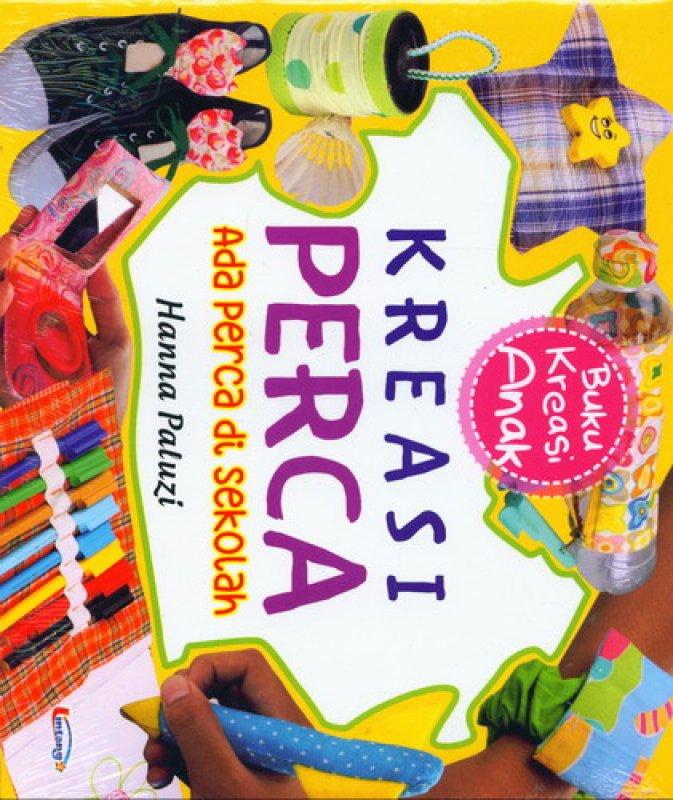 Cover Buku Kreasi Perca (Buku Kreasi Anak)