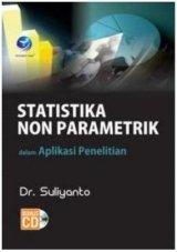 Statistika Non Parametrik Dalam Aplikasi Penelitian + CD (Disc 50%)