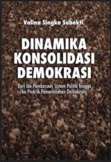 Dinamika Konsolidasi Demokrasi  (Disc 50%)