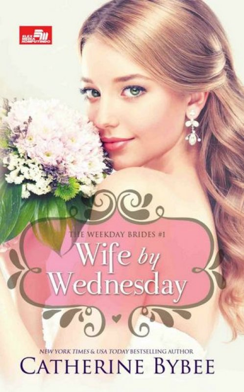 Cover Buku CR: Wife by Wednesday