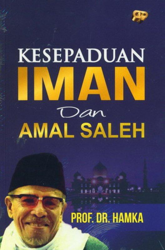 Cover Buku Kesepaduan Iman dan Amal Saleh