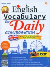 English Vocabulary for Daily Conversation