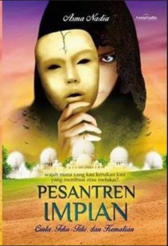Cover Buku Pesantren Impian (Asmanadia_25%)
