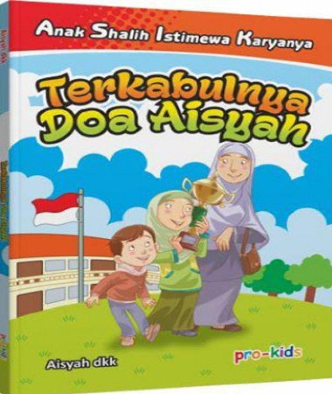 Cover Buku Terkabulnya Doa Aisyah