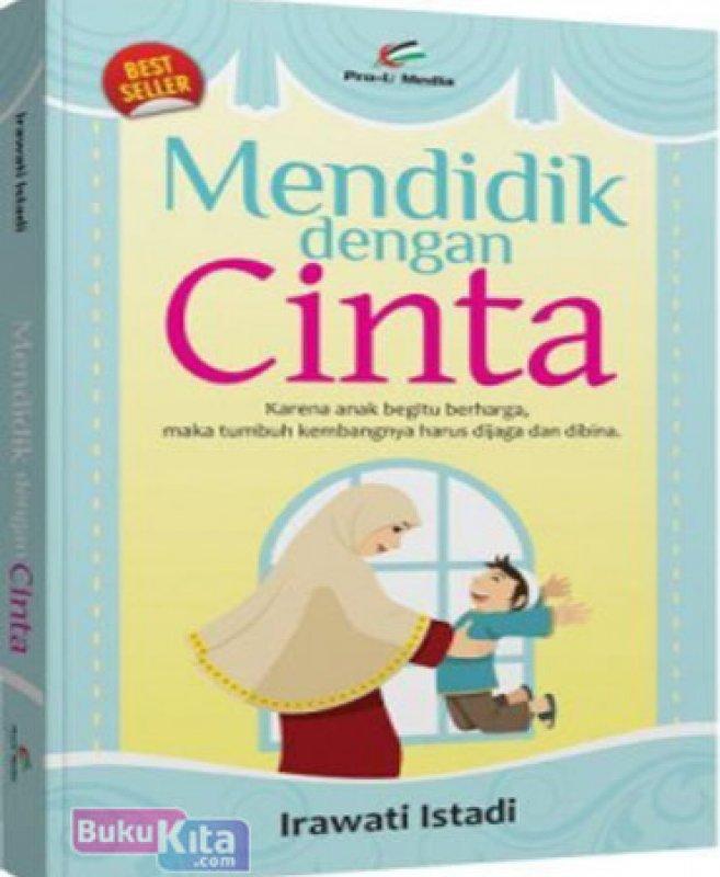 Cover Buku Mendidik dengan Cinta