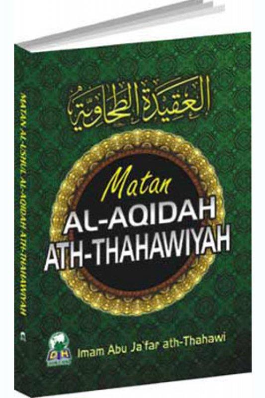 Cover Buku Penjelasan Matan Al-Aqidah Ath-Thahawiyah