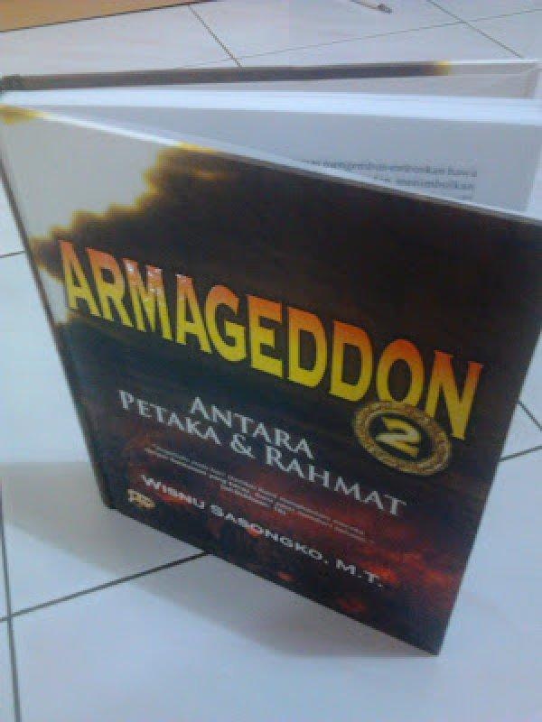 Cover Buku Armageddon 2 : Antara Petaka dan Rahmat